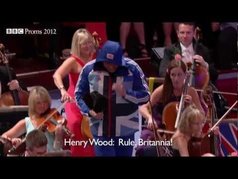 Henry Wood: Rule, Britannia! - Last Night of the BBC Proms 2012