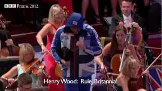 Henry Wood: Rule, Britannia! - Last Night of the BBC Proms 2012