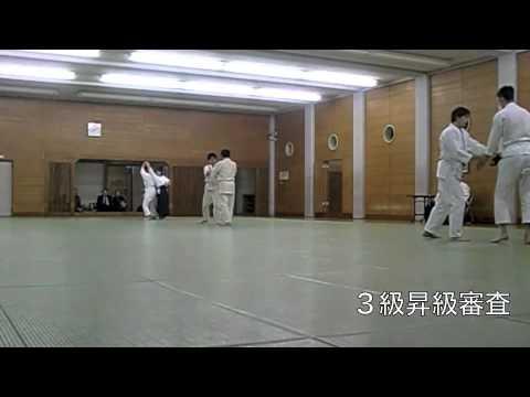 Minatoku Aikikai 2013 Winter Kyu Exams