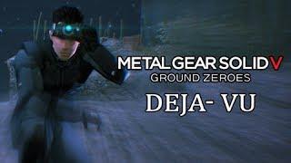 metal gear solid 5 ground zeroes gameplay walkthrough extra ops deja vu mission ps4 exclusive