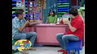 Ryzza Nagalit kay Bossing at Joey [Very Funny]