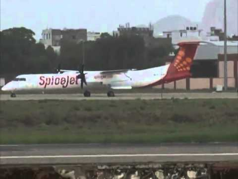 Snag-hit Spice Jet flight returns to Jaipur airport after takeoff