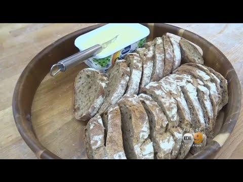 Bakery In Finland Selling Cricket Bread
