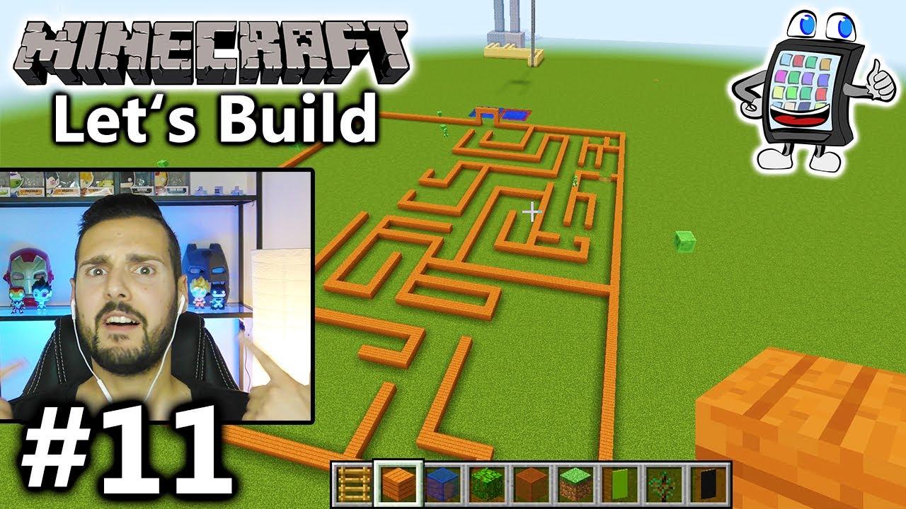 Minecraft WASSERPARK Bauen DIE MINECRAFTGAMES BEI UNS Lets - Minecraft spiele bauen