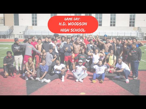 """Game Day"" Recap: HD Woodson High School, March 28, 2019"