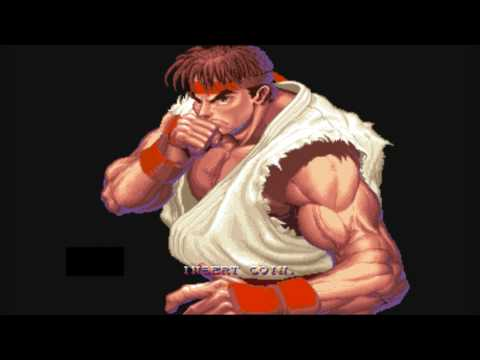 Super Street Fighter II Turbo Arcade Intro HD