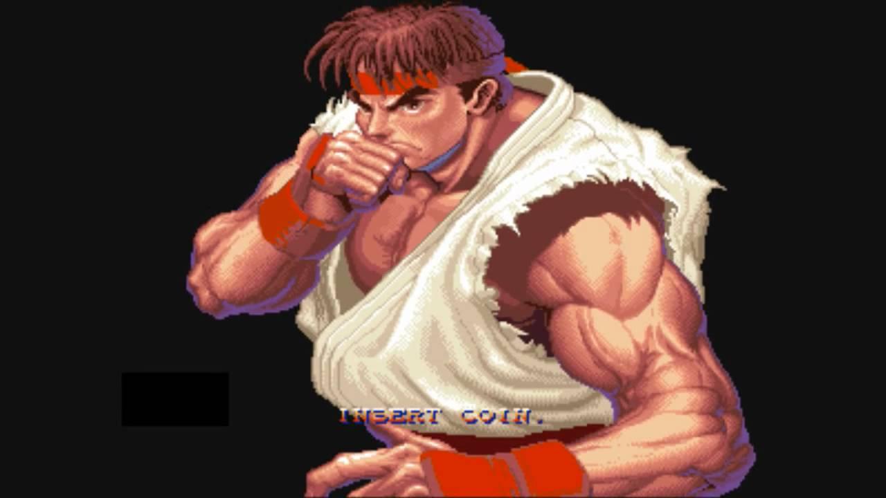 Super Street Fighter Ii Turbo Arcade Intro Hd
