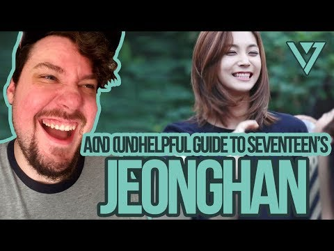 Mikey Reacts to A(n) U(n)helpful Guide to Jeonghan