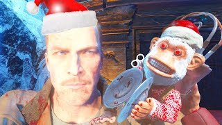 CHRISTMAS ZOMBIES EASTER EGGS!! // BLACK OPS 3 ZOMBIES!!