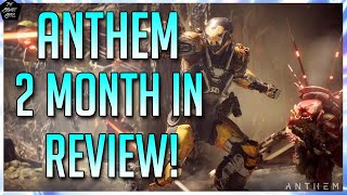 ANTHEM REVIEW AFTER 2 MONTHS!