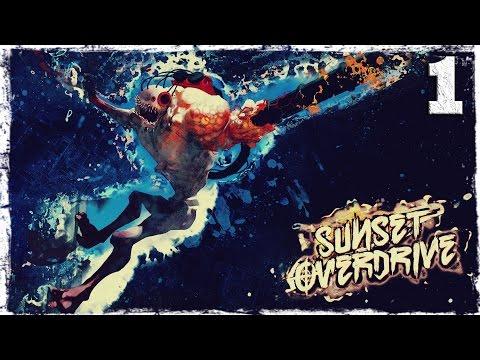 Смотреть прохождение игры [Xbox One] Sunset Overdrive. #1: Да здравствует апокалипсис!