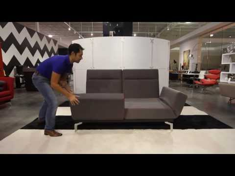 Braxton from Buying Presents: The New R Collection of Modern Sleeper Sofas