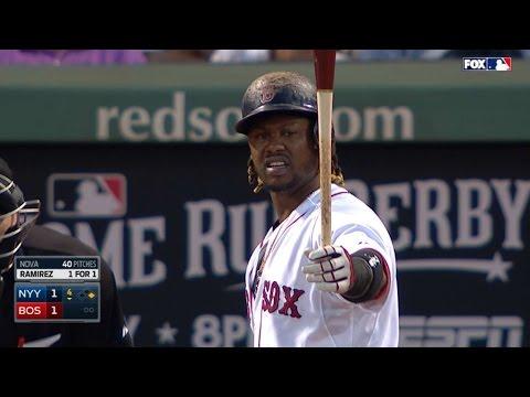7/11/15: Bats back Rodriguez as Sox even the series