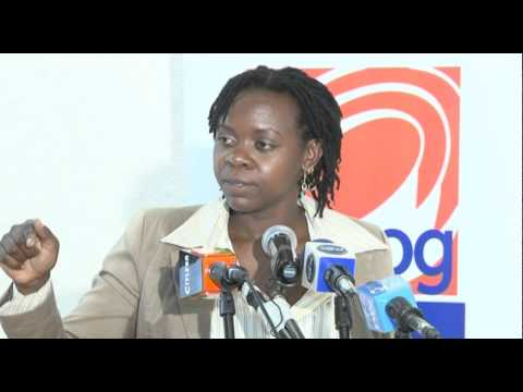 AfriCOG's security forum; Eva Ayiera on key drivers of Kenya's security threats