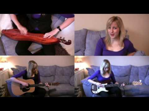 Carey - Joni Mitchell cover by Holly (Appalachian Dulcimer etc. :))