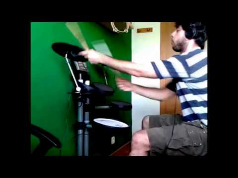 State of the Union Rise Against  Electronic Drum Cover