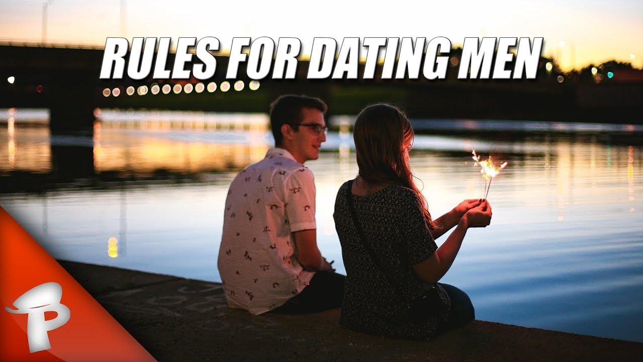 rules for online dating for men