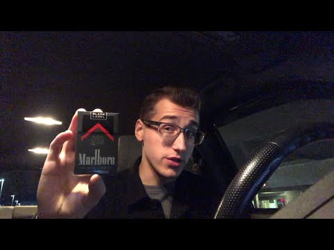 NickTheSmoker - Marlboro Black Label