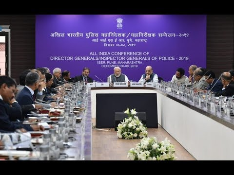 PM Modi to address concluding session of DGPs and IGPs conference in Pune today.