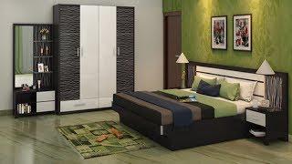 Simple Bedroom Interior Design Ideas   Bedroom Cupboards And Bed Interior Designs