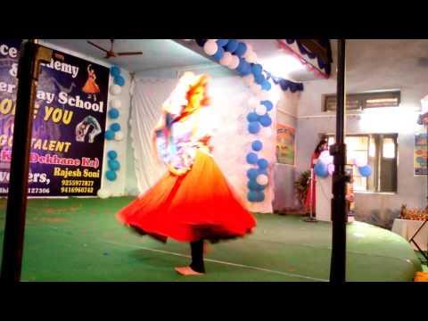 Rajni Nanda...mat ched balm folk dance competition