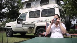 Apollo Trailfinder - Camper Australien