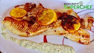 Video How to make pan fried fish with oranges | Chef Ali Mandhry download MP3, 3GP, MP4, WEBM, AVI, FLV November 2017