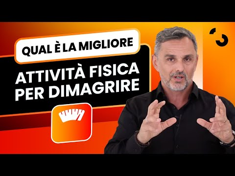 Qual è la migliore attività fisica per dimagrire | Filippo Ongaro
