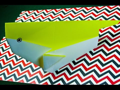 How To Make A Paper  Blowfish Origami