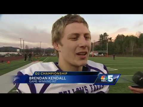 Hartford, Bellows Falls, Windsor Crowned Champions Of Vermont High School Football