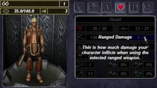 Untold legends brotherhood of the BLADE - class Druid - PPSSPP