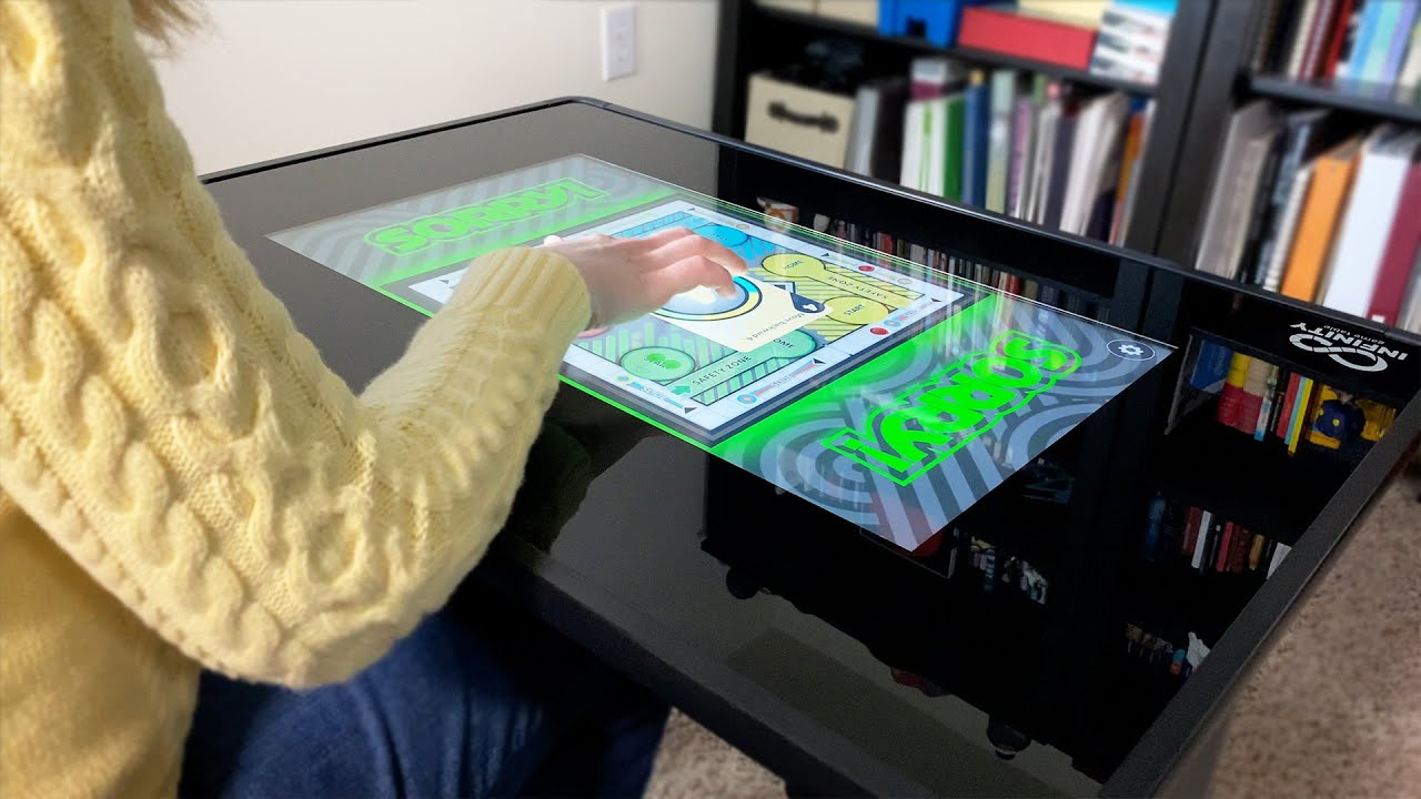 Arcade1Up's Infinity Game Table: Board games on demand [EXCLUSIVE first look]