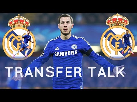 Transfer Talk || Eden Hazard to Transfer to Real Madrid This Summer?