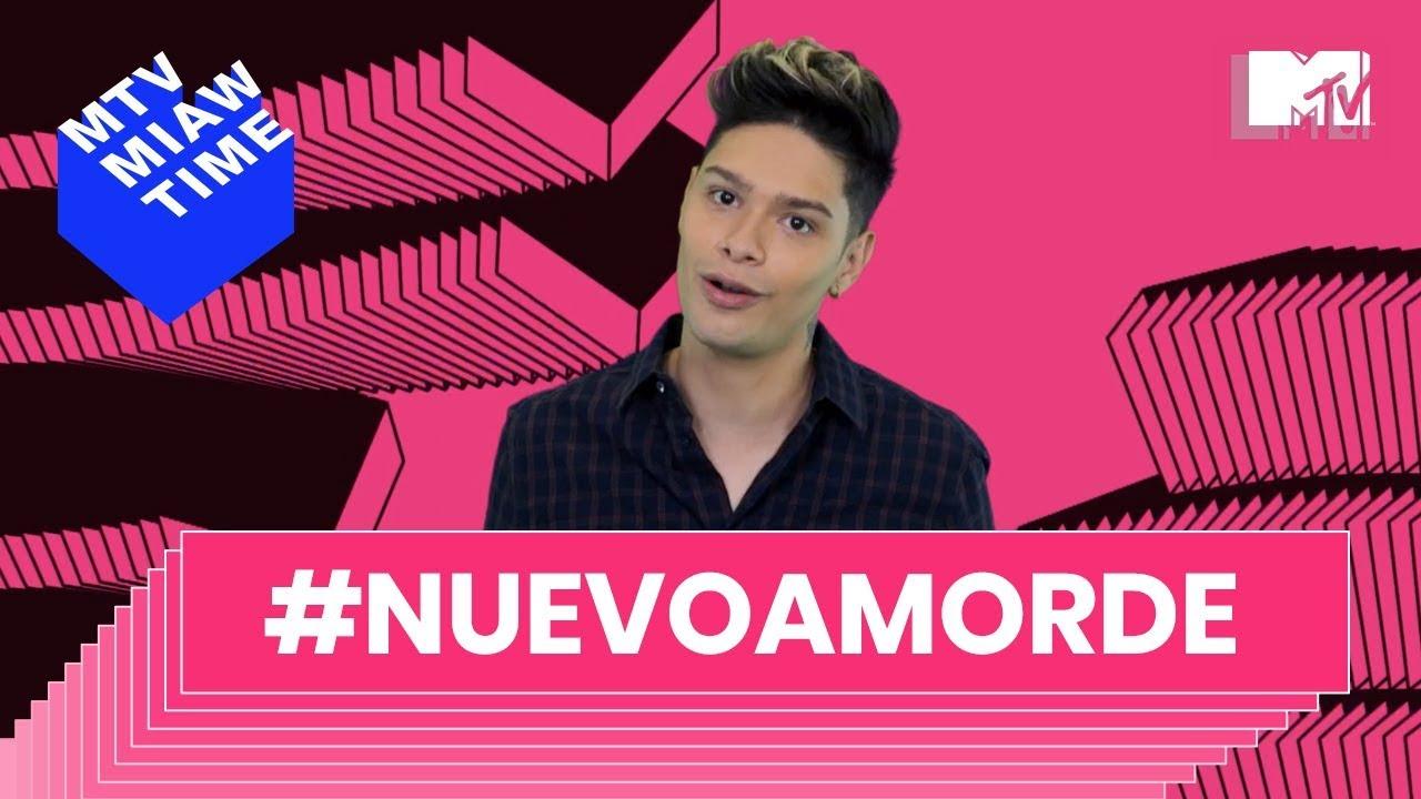 MTV MIAW Time 2018 I #NuevoAmorDe
