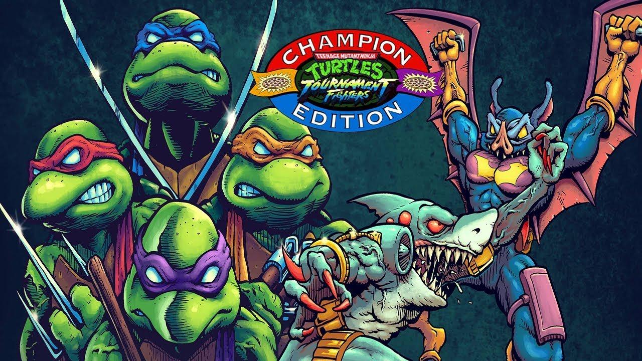 teenage mutant ninja turtles rom download