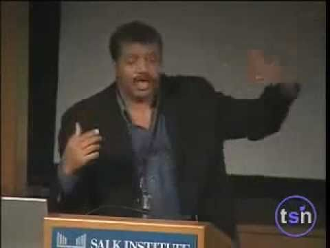 Neil DeGrasse Tyson - We're All Cosmic Dust!