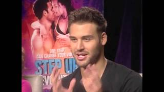 Step Up Revolution Cast Interview