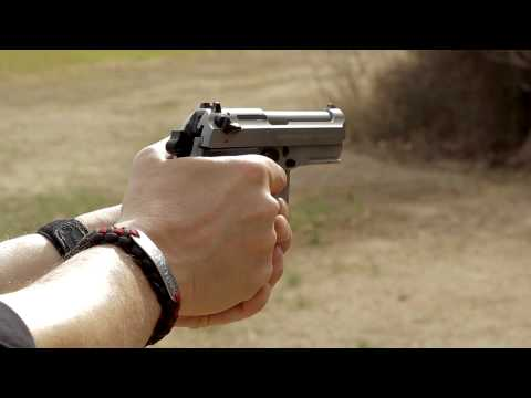 Bullet Point Profile: Beretta 92FS Inox Compact with rail