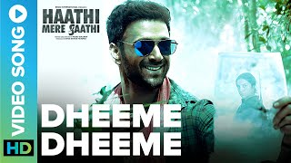 Dheeme Dheeme (Adriz Ghosh) Mp3 Song Download