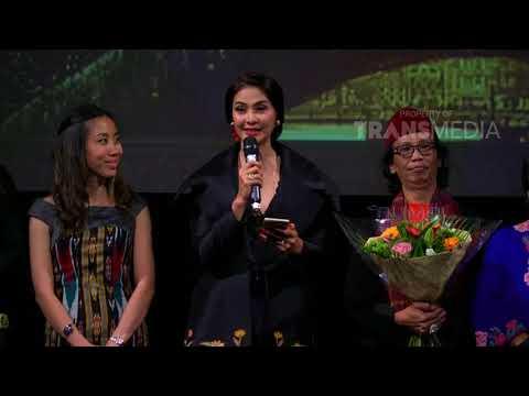 RUMPI - Maudy Koesnaedi Memberikan Sambutan Dalam Bahasa Belanda (1/8/18) Part2