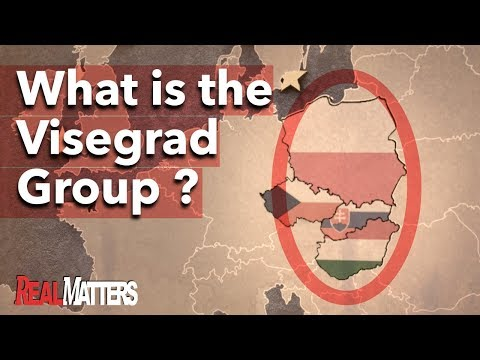 What is the Visegrad Group's plan for Europe ? | Putin, Orban, EU | REAL MATTERS