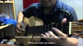 Ai se la em - Sway - Quien Sera (Nguyen Hung) [Guitar Solo] [K'K]