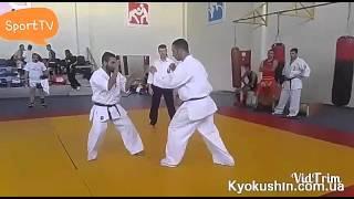 Fighter Azerbaijan Andy Hug.