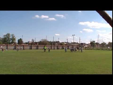 Gol Olímpico, Liga Balcarce de Futbol, Racing A vs Racing B, Novena
