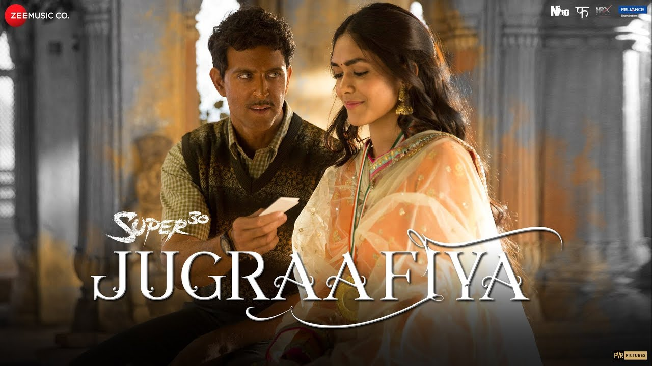 Jugraafiya Mp3 Song status song download Hrithik Roshan Mrunal Thakur