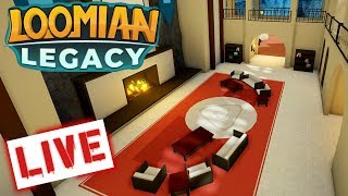 🔴ROBLOX LOOMIAN LEGACY LIVE! (GRINDING XP AND LEVELING UP LOOMIANS)