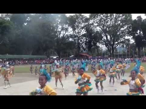 DGPS during band competition on Kalamansig 53rd founding anniv.