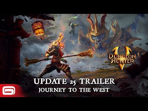Dungeon Hunter 5 - Update 25 Trailer