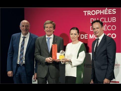 Boutsen Aviation awarded 'Special Jury Prize' by Monaco Economic Board