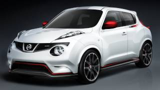 Nissan Juke Nismo: Media Interview